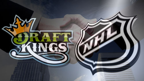 DraftKings signs multi-year deal with the National Hockey League