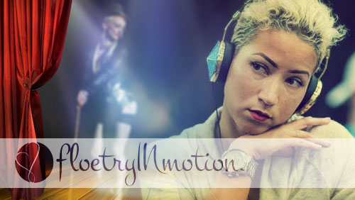 Ebony Kenney is Floetry In Motion