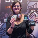 Eleanor Gudger Wins the WPT500 at Dusk till Dawn