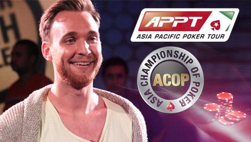 Fabian Quoss Wins the ACOP High Roller in Macau