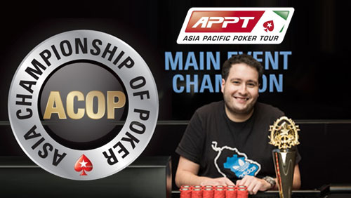 Gabriel Le Jossec Wins the APPT Season 8 ACOP Main Event