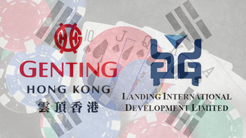 Genting HK signs joint venture deal with Landing International to manage South Korea casino