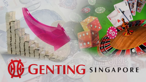 Genting Singapore's earnings suggest a slowdown in gaming sector