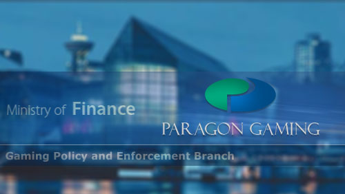GPEB launches expanded review of Paragon Gaming's BC casino project; development could be scrapped