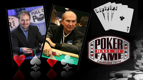 It's Official: Daniel Negreanu and Jack McClelland Join the Poker Hall of Fame