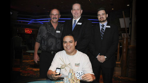 Jesse Wilke Wins the WSOPC Event in Lake Tahoe