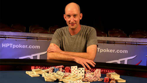 John Bunch wins Heartland Poker Tour Stratosphere Main Event