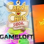 King Digital 3Q revenue, launches Candy Crush Soda Saga; Indonesia police mistakes Gameloft office as online gambling den
