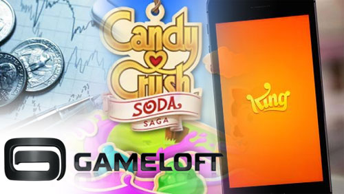 King Digital posts subpar 3Q numbers, launches Candy Crush Soda Saga; Indonesia police mistakes Gameloft office as online gambling den;