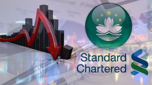 "Macau expects drop in November revenues; Standard Chartered calls junket model ""near broken"""