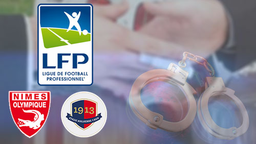 Match fixing scandal rocks French football; club presidents arrested