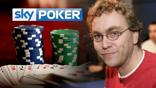 Neil Channing Joins Sky Poker
