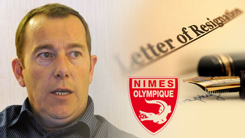 Nimes club president resigns after match fixing allegations; Nimes mayor gets involved