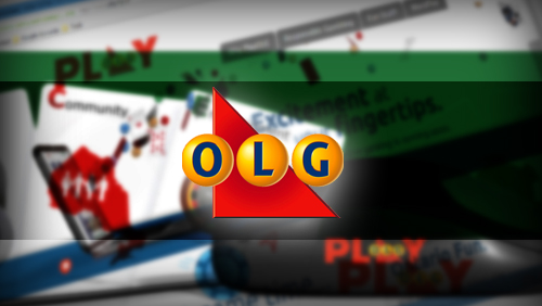 OLG nears launch of PlayOLG online gambling site