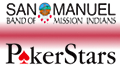 California's San Manuel Band joins PokerStars/Morongo/card club coalition