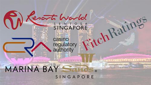 Singapore fines casinos for regulatory breaches; Fitch Ratings still bullish on Singapore casinos