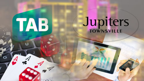 TAB paying increased focus to online gambling; Australian millionaire has big plans for recently purchased Jupiters casino