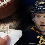 Thomas Vanek reportedly target for extortion by gambling ring