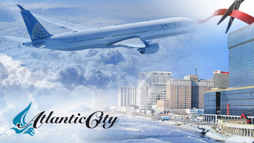 United Airlines Cut Ties With Atlantic City