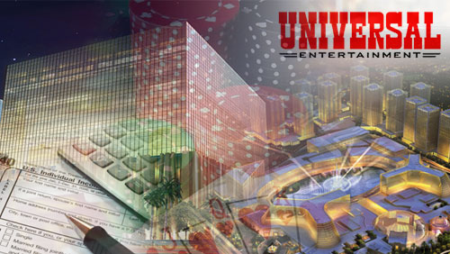 Universal Entertainment 2Q Results; Manila Bay Resorts construction update; Melco Crown Philippines reports losses on construction and hiring costs