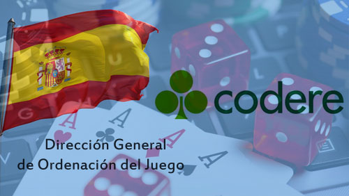 12 operators add to growing list of online gambling applicants in Spain; Codere names new COO