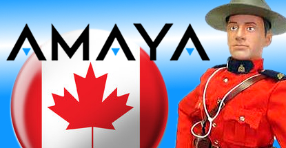 RCMP And AMF Raid Amaya Gaming Offices In Quebec