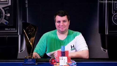 Andrey Zaichenko Wins the EPT Prague High Roller