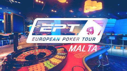 EPT Malta Schedule Announced