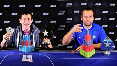 Eureka Poker Tour Prague: Botond and Salter Take the Top Prizes