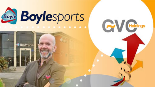 GVC Holdings confident of hitting target; Boylesports committed to Ireland HQ