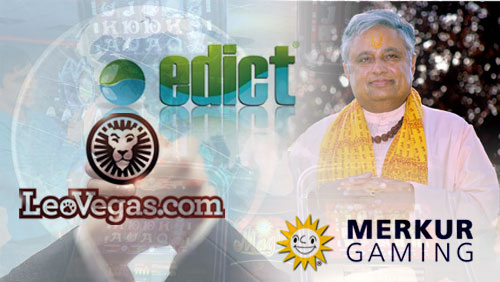 Hindus upset at use of Shiva on slots game; edict signs deal with LeoVegas