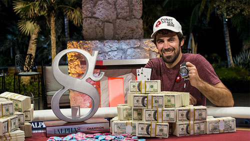 Jason Mercier Triumphs at WPT Alpha8 St. Kitts