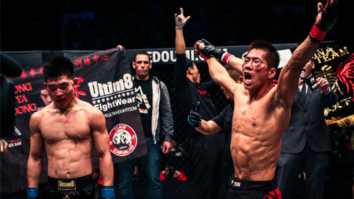 JI XIAN DEFEATS SONG YA DONG BY UNANIMOUS DECISION