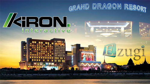 Kiron launches new product with Naga World Hotel; Grand Dragon Resorts seals proxy betting deal