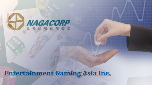 NagaCorp directors agree to share buy-back; EGT completed a share sale