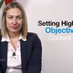 Content Marketing Tip of the Week: Set High-level Objectives