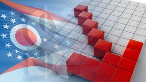 Ohio's Casino Revenue dropped statewide