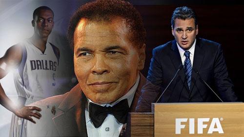 On Deck: Michael Garcia, Rajon Rondo, and Muhammad Ali