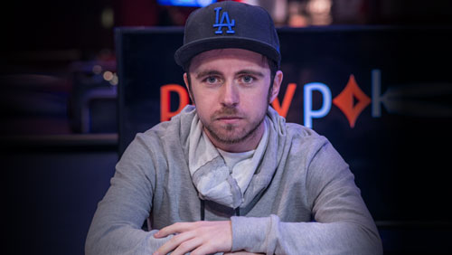 Patrick Leonard: 3-Time 2014 British Poker Award Nominee