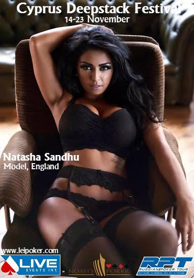 PokerTube to Launch Exclusive 2015 Natasha Sandhu Calendar