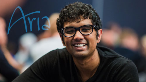Pratyush Buddiga Wins the $25k Aria High Roller