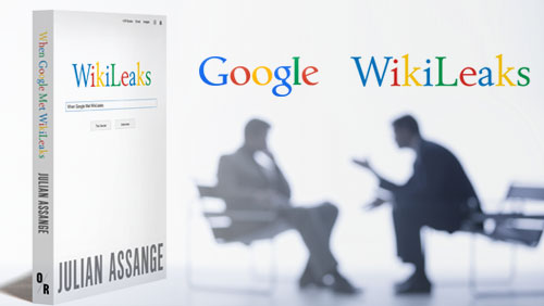 Red Wire: When Google Met WikiLeaks