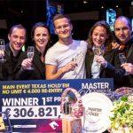 Ruben Visser Wins the Master Classics of Poker