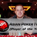 Sam Razavi Continues to Own the Asian Poker Tour