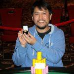 Sean Yu Wins the WSOPC Main Event at Harrah's Southern California