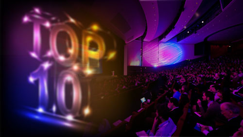 Top 10 iGaming Conferences of 2014