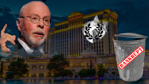 Weekly Poll - When will Caesars file for bankruptcy?