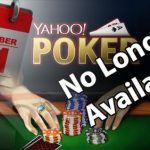 Yahoo shuts down online poker room one month after launching it