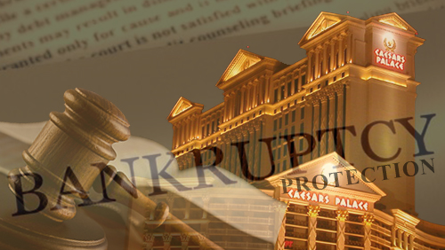 Caesars OpCo files for bankruptcy