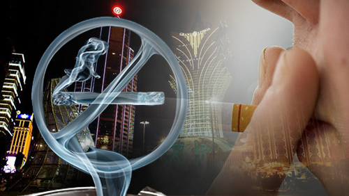 Macau proposes full smoking ban in casinos; CoD Macau appeals smoking fine